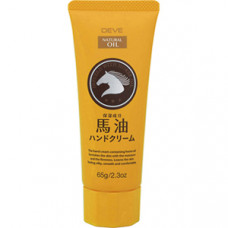 Kumano Deve Horse Oil Hand Cream Крем для рук с лошадиным маслом 65 гр