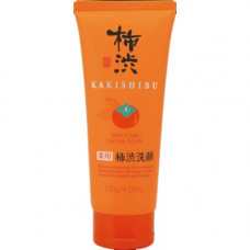 Kumano Kakishibu Лечебная пенка для умывания Экстракт хурмы 130 гр