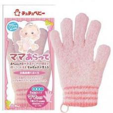 Chu Chu Baby Перчатки для купания Мочалка-мама 1 шт