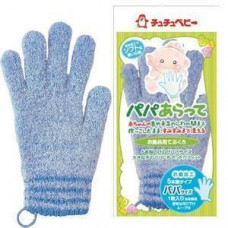 Chu Chu Baby Перчатки для купания Мочалка-папа 1 шт
