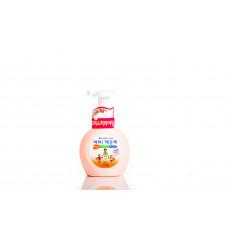 CJ Lion Ai-Kekute Антибактериальная пена для рук для детей и взрослых Увлажняющий персик 250 мл