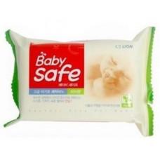 CJ Lion Baby Safe Мыло для стирки детского белья Травы 190 гр