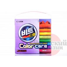 CJ Lion Beat Drum Color Care Стиральный порошок для цветного белья (автомат)(коробка) 2500 гр