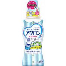 Жидкое средство для стирки деликатных тканей Lion Acron Аромат мыла 500 мл