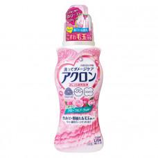Жидкое средство для стирки деликатных тканей Lion Acron Цветочный букет 500 мл
