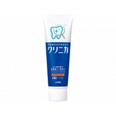 Lion Clinica Mild Mint Зубная паста комплексного действия c легким ароматом мяты (вертикальный тюбик) 130 гр